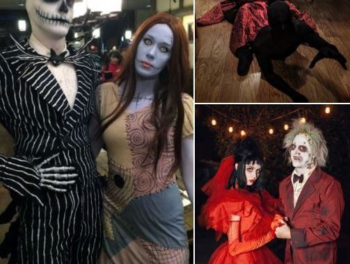 20 Plus Couples Share Their Favourite Halloween Costumes, And I Think They Have Already Conquered The Jack-O'-Lantern!