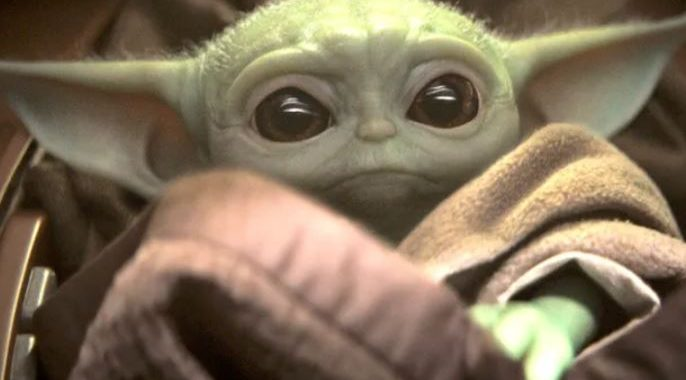 Tweeters Made Baby Yoda The Hilarious Cutie-Pie Meme Of The Year 2019!