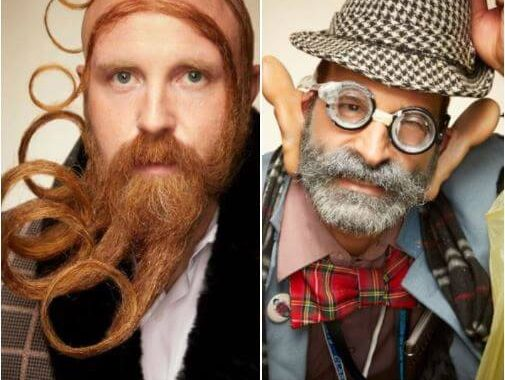 Take A Look At The Beard And Mustache Competition 2019 In These Best Thirty Entries!