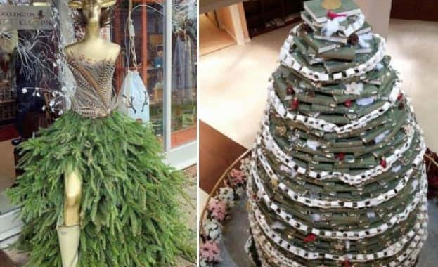 Here's How Employees From Different Industries Decorated Their Christmas Trees (New Pics)!