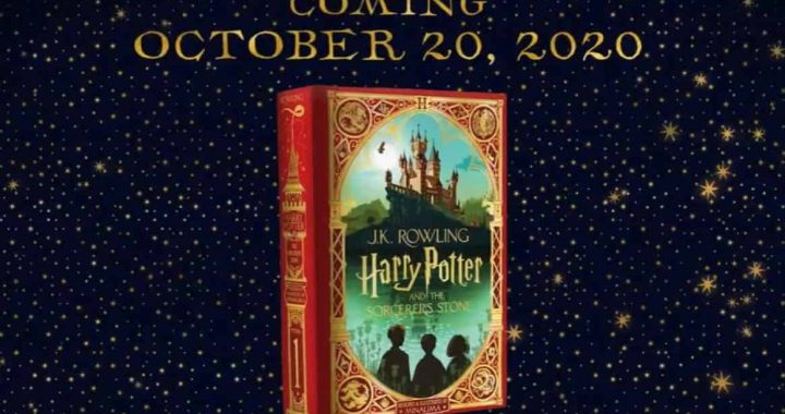 A Dazzling Illustrated Edition Of Harry Potter And The Sorcerer's Stone Is Hitting Racks This October, And It's Making Me Go Nuts!