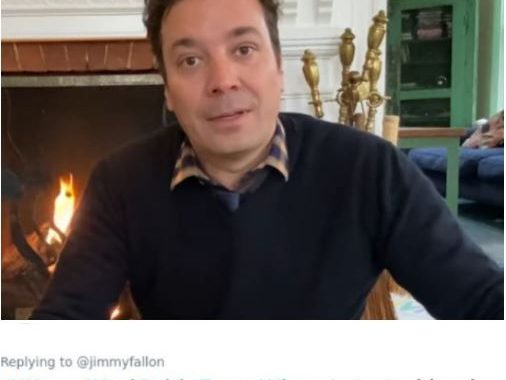 Jimmy Fallon Asks Tweeters To Tell Him The Moment They Knew They Had Cabin Fever, And They Deliver!