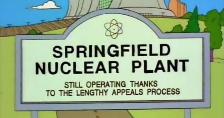 12+ Amusing Signs Found In The Animated Comedy The Simpsons!