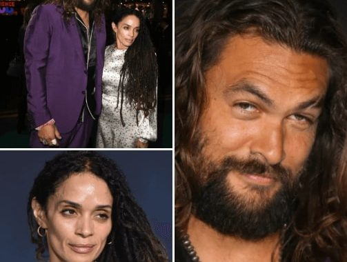 Jason Momoa And Lisa Bonet Pitch A Best Example Of The Sweetest Couple, And Here's The Look!