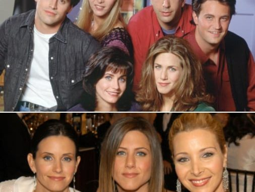 While We Were Appealing For The 'Friends: Reunion' Movie, I Guess, Jennifer Aniston Has Taken The Matter In Her Hand!