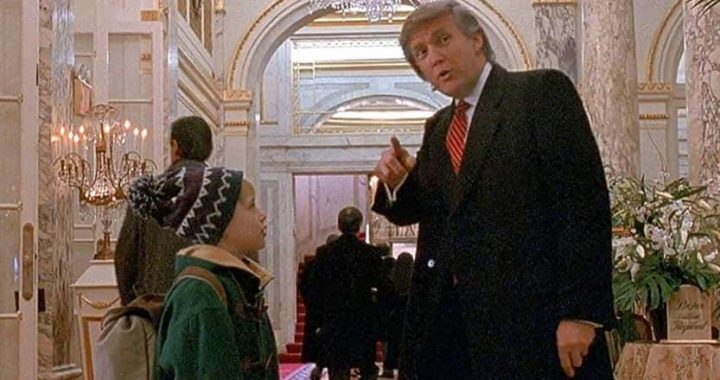 """Trump's """"Home Alone"""" Cameo Cut By CBC Invites Another Casualty Clash On Christmas!"""