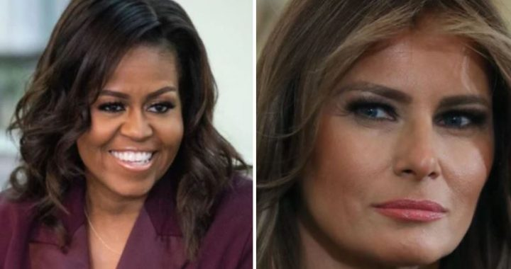 """Once Again, Michelle Obama Snatches The """"Most Admired Women"""" Of The Year Title, Beating Melania Trump For The Second Time In A Row!"""