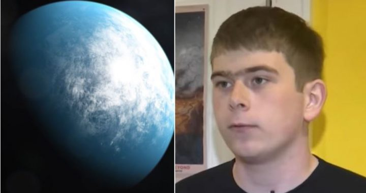 A Seventeen-Year-Old NASA Intern Discovers A New Planet 6.9 Times Bigger Than The Earth!